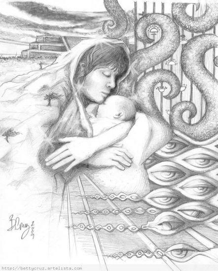 Ilustración de Beth Cruz