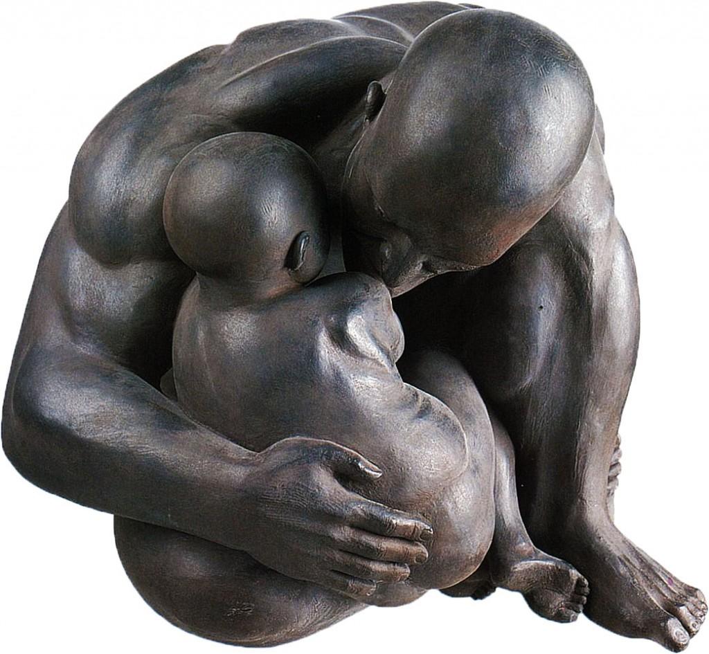 Escultura de Ramón Conde