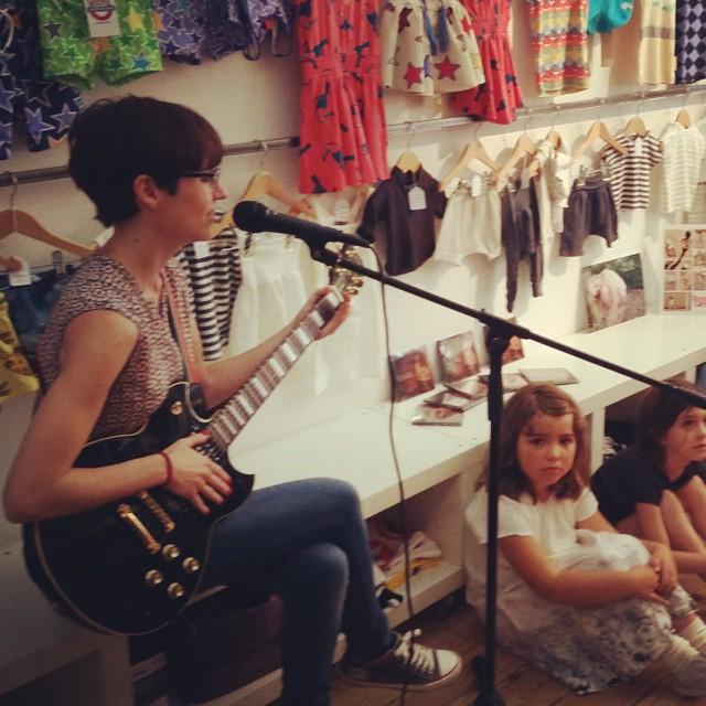 Concierto en Baby Underground (Alicante)