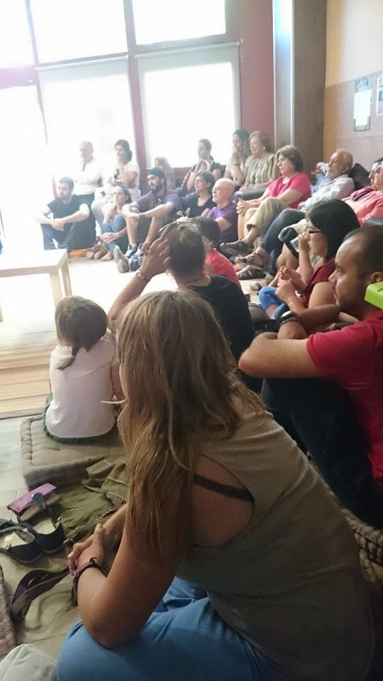 Concierto en La Casa Del Bosque - Centro Slow. (Alicante)